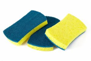 Refresh Scrubber Sponges Set/3