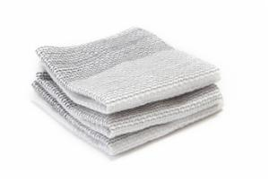 Tidy Dish Cloth Set/3 Grey